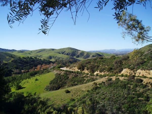 Pesach weekend retreat at American Jewish University Brandeis-Bardin Campus in Southern California