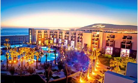 Kosher Summer Hotel 2021 in Agadir Morocco