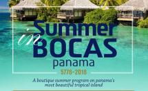 Summer 2018 In Bocas 5778