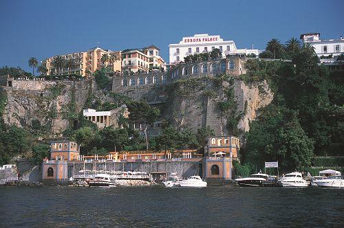 Chabad of Naples Summer  2021 Grand Hotel Europa Palace in the south of Italy - the gateway to the Amalfi coast in Sorrento