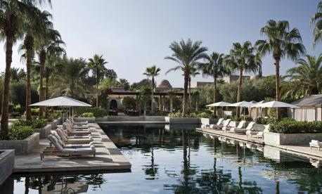 Pesach Program 2021 Four Seasons Resort Marrakech Morocco
