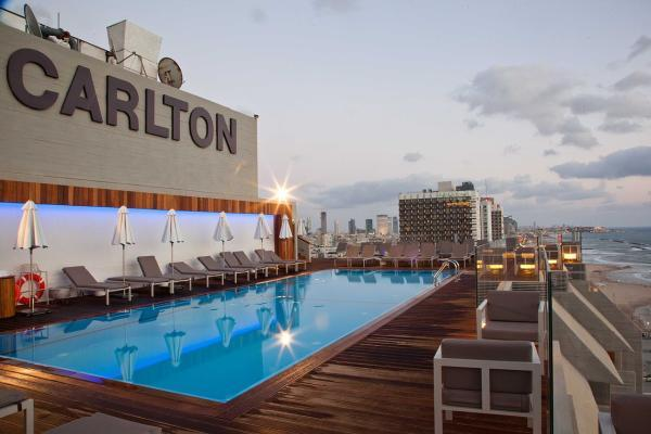 Pesach 2020 at the Carlton Hotel in Tel Aviv with Goren Tours