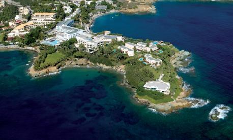 Luxury Kosher Pesach Capsis Elite Resort in Crete, Greece