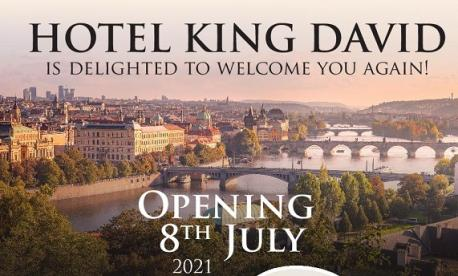 King David Glatt Kosher 5* Boutique Hotel - Prague