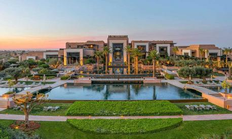 Luxury Sukkot Program 2022 In Marrakech, Morocco