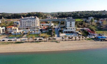kosher summer hotel greece