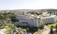 Paasover in Jerusalem - Ramat Rachel Hotel