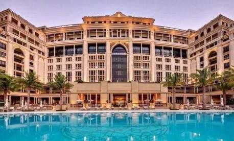 Sukkot Vacation 2021 In Dubai with Treat Kosher
