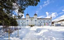 Kosher Luxury Winter wonderland, St. Moritz Switzerland. Ski Vacation on top of the Alps -Dec 20 - Feb 21