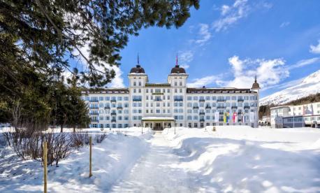 Kosher Winter Vacation in St Moritz Switzerland