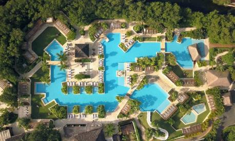 Passover Vacation 2022 at the Fairmont Mayakoba, Mexico with Passover Oasis Vacacations