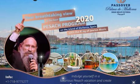 Pesach vacation in Mallorca Spain with Gaya Tours