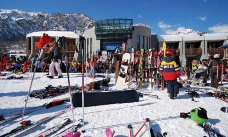 Kosher Ski Program in Bardonecchia, Italy