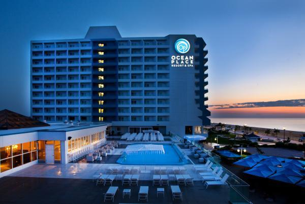 Pesach Vacation 2022 at the Ocean Place Resort and Spa Mew Jersey with Leisure Time Tours