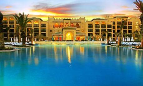 Sukkot Program 2021 in Morocco Mazagan Beach Club