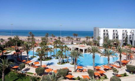 Luxury ALL INCLUSIVE Glatt Kosher SUKKOT 2021 Program 5* Agadir Morocco