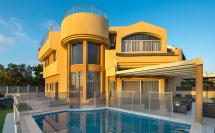 Kosher Villa With Pool To Rent In Netanya