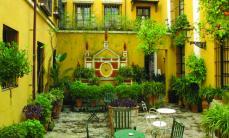 Hotel Casa de la Juderia in Santa Cruz, Sevilla