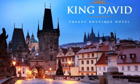 Rosh Hashanah 2021 Hotel and Program Vacation at King David Hotel, Prague