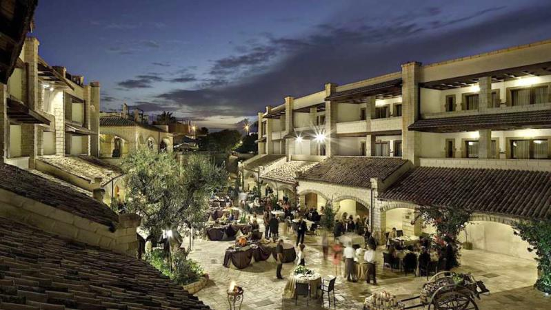 Glatt Kosher Summer Hotel in Southern Italy