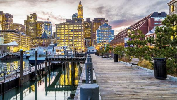 Boston First Time Visitor Tours