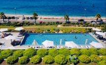 Kosher Summer Vacation In Corsica, France. At Radisson Blu Resort & Spa 4* located on Agosta Beach. Kosher with Eden Club