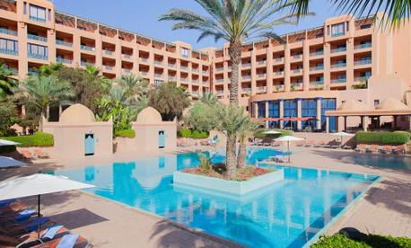 Passover Vacations 2020-Morocco-White and Blue