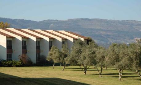 Pesach Hotel at Kfar Blum in northern Israel