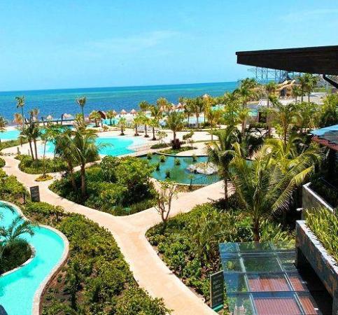 Sukkot Vacation 2021 in Cancun, Mexico at Dreams Natura Resort