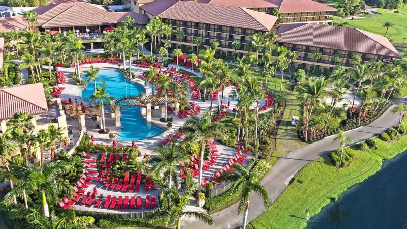 Pesach Progran 2022 Florida PGA National with Kosherica