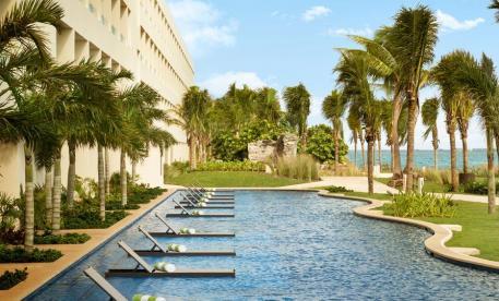 Kosher hotel and restaurant in Cancun with Kosher Luxus