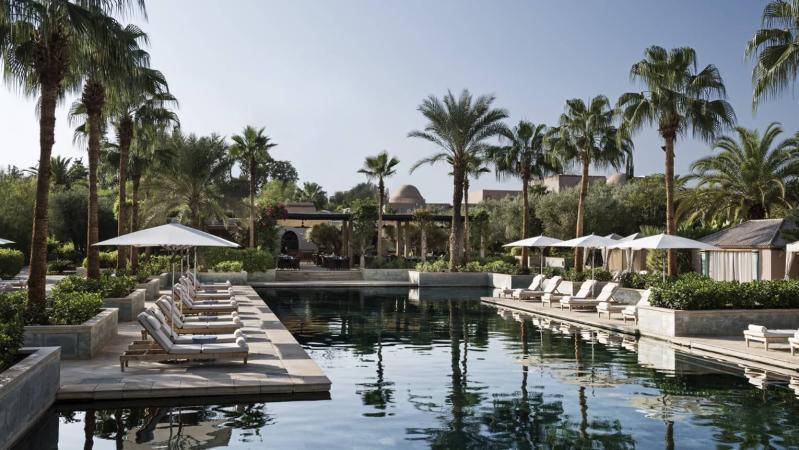 Pesach Program 2022 Four Seasons Resort Marrakech Morocco