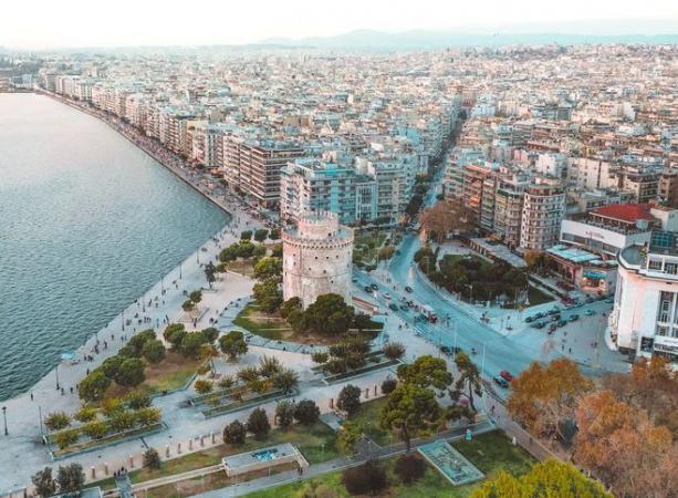Kosher Shavuot Vacation Thessaloniki Greece Vered Tours
