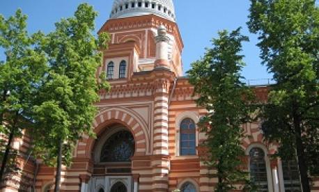 Kosher Tours - Kosher Vacations - St. Petersburg