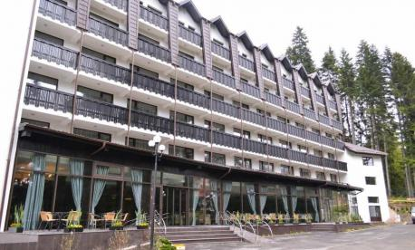Pesach spa hotel in Romania with Datcha Travels