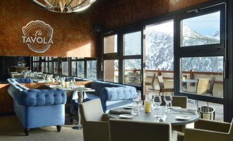 Pesach hotel and spa in the French Alps with David Delices