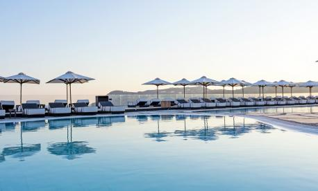 Kosher Summer 2021 vacation Mykonos - Greece with Club Turquoise