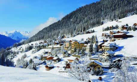 Kosher hotels in Switzerland - Kosher winter vacation