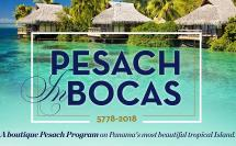 Pesach In Bocas 5779 - 2019