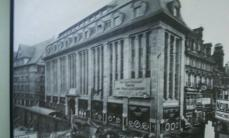 The original building of the Jacobi store