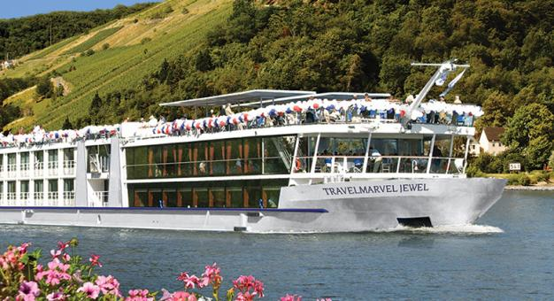 Kosher River Cruises Luxury All Inclusive All Kosher Riverboat
